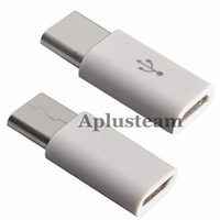 Wholesale New USB Type C Male to Micro USB Female Adapter Connector For Nokia N1 Mackbook Oneplus