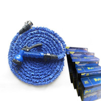Wholesale Expandable Flexible hose nozzle telescopic pipe times Car washing water gun Water cannon Garden hoses