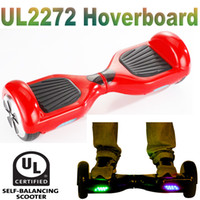 Wholesale USA Stock UL Hoverboard Electric Scooters Self Balancing Scooter Skateboard Cxinwalk Safest Drifting Board Carbon Scooter UL Hoverboard