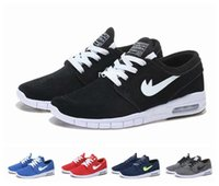 anti fur - Top Quality SB Stefan Janoski Max Running Shoes For Women Men Anti Fur Suede Athletic Comfortable Outdoor Sport Sneakers Eur