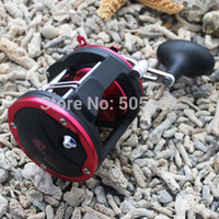 ball bearing casters - Fishing Baitcasting Bait Caster Reel BT40 BB Ball Bearing For Salt Water Standard Fishing High Speed