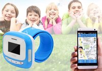 Wholesale Children watch phone positioning anti lost anti harassment a key and retail neighborhoods smart watch V WO