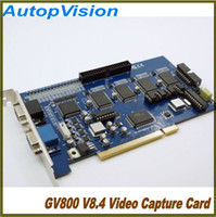 Wholesale Channel GV800 V8 Video Capture Card DVR Card Type Support Windows