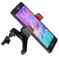 anti rotation bracket - New Universal Rotation Adjustable Anti slip Car Air Vent Phone Mount Holder Stand Bracket For iPhone For Samsung