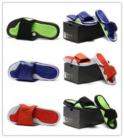Wholesale Air Retro slippers sandals Hydro IV Retro s Slides Flu Game size basketball shoes retro s sneaker
