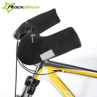 Wholesale warm winter waterproof windproof cycling gloves Mountain bike MTB handlebar gloves cycling gloves free size