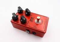Wholesale Clone Xotic BB Preamp Overdrive Distortion Boost Guitar Effect Pedal True Bypass