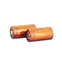 Wholesale Long Cycle Life TrustFire mAh V IMR Rechargeable High Drain Battery for Electronic Smoke Flashlight