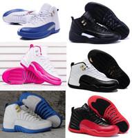 Wholesale Drop shipping Cheap New Retro s Basketball Sneakers Women Men Gamma Blue Grey Sports basketball Shoes for men shoe