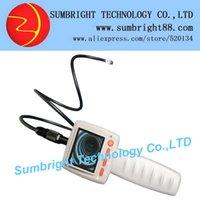 Wholesale SB IE99D mm diagnostic portable digital inspection quot color LCD IP67 industrial car borescope camera with LED