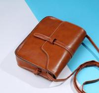 Wholesale Oblique cross one shoulder little sweet wind restoring ancient ways of autumn winters mini party bag