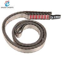 Wholesale 23KN mm cm ft Rock Climbing Sling Bearing Strap Reinforce Rope belt Load bearing Bandlet Mountaineering equipment