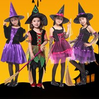 beauty theme - Halloween Cosplay Costume Play Clothes Princess Clothing Children Witch Character Party Theme Costume For Christmas New Year