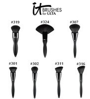 Wholesale Brand Professional Makeup Brushes it brushes for ulta velvet luxe cosmetics powder fan blending foundation blush contour make up brush