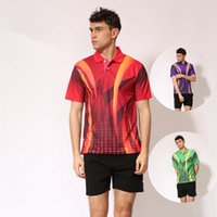 badminton outfits - Badminton jersey table tennis clothing Butterfly TENERGY Table Tennis Shirt short Men Table Tennis Jerseys Basketball Running outfit set