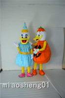 Cheap Pumpkin hat Tang female Tang Nan In Halloween Pumpkin Clothes Mascot Costume Adult For Halloween! Free shipping