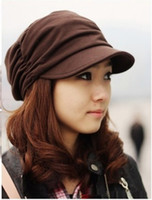 beach preservation - Ms Han Edition Qiu Dong The Day Hat Rabbit Hair Knitted Cap Son Cap Tide Earmuffs Double Heat Preservation In Winter