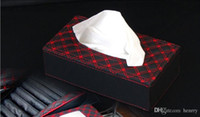 Wholesale Wine towel sets car tissue box a bag tissue pumping tissue packs pumping carton family car dual A