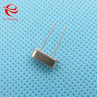 Wholesale HC S Crystal Oscillator MHz MHz M Hz Mini Passive Resonator Quartz