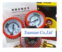 Wholesale Tool The new shockproof propane cylinders Regulator gauge