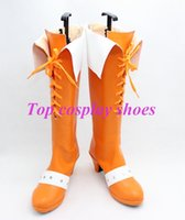Wholesale The Seven Deadly Sins Diane Cosplay Boots Shoes Hand Made high heel Ver A Custom made new Version TS139 Custom made