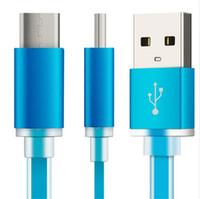 al por mayor c fabricante-Fabricante en China de alta velocidad Tipo-C cargador USB 3.1 adaptador de cable de carga para teléfono inteligente