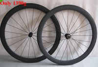 Cheap Carbon bicycle parts 3-speed freewheel 50mm carbon wheel