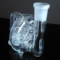 ash fashion - fashion cm Glass Bongs mini Ash Catcher mm to mm male and female Glass Bong Percolator mm to mm