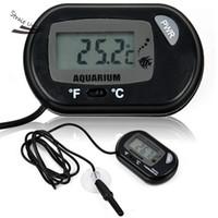 Wholesale LCD Digital Waterproof Aquarium Fish Tank Thermometer