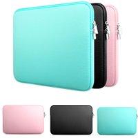 apple computer sleeve - Fashion new Laptop Bag For Notebook Computer sleeve case For apple Macbook Air Pro retina