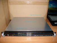 Wholesale 1U server chassis chassis wing suit U360 Shuoda W Power fan fan
