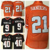 aggies sports - cheap Oklahoma State Cowboys Barry Sanders Texas A M Aggies Ricky Seals Jones Von Miller College Football men sports jerseys