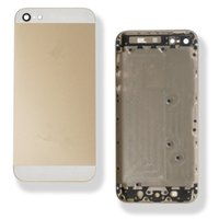 Wholesale ALLOY METAL REPLACEMENT BATTERY HOUSING BACK COVER CASE FOR IPHONE S with logo tool