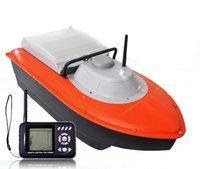 Wholesale New Upgraded Remote Control JABO DL A Fishing Bait Boat Sonar Fish Finder