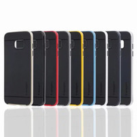 Wholesale Spigen Neo Hybrid Case for iPhone s s Plus SE for Galaxy Note7 S7 S7 edge S6 S6 edge S6 edge Plus with Retail Box up
