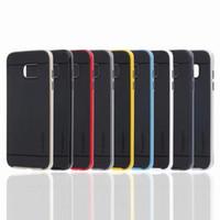 spigen - Spigen Neo Hybrid Case for iPhone s s Plus SE for Galaxy Note7 S7 S7 edge S6 S6 edge S6 edge Plus with Retail Box up