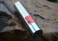 beam waterproof flashlight - Q LINE New nm mW Orange red Beam Laser Flashlight Laser Dazzling Device Waterproof Round Copper