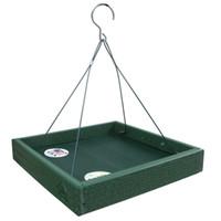 Wholesale Going Green Platform Bird Feeder Model