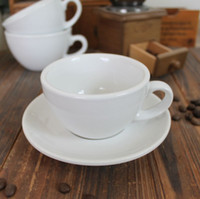 Wholesale ml ml ml barista competition coffee cup set cappuccino cup logo customized coffee set