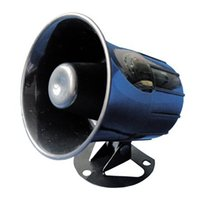 Wholesale 12V db Buzzer Speaker Wired Alarm Siren Horn For Car and Home Security Protection System New