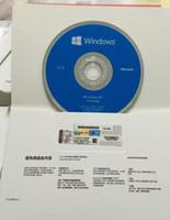 Wholesale 10x New Sealed Microsoft win pro win pro win PRO win home Bit Full English Version w DVD