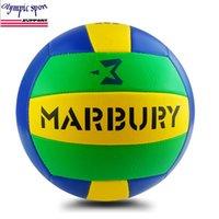 Wholesale 2016 New Style PU Size Volleyball Ball Beach Volleyball Soft volleyball