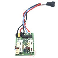 Wholesale AR6410LBL DSMX Channel Ultra Micro Receiver with integrated servos compatible with all Spektrum JR E flite and ParkZone GHz DSM2 tra