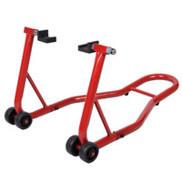 Wholesale Motorcycle Bike Stand Rear Forklift Spoolift Paddock Lift Auto Bike