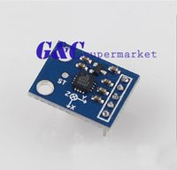 accelerometer analog output - New ADXL335 Module axis Analog Output Accelerometer angular transducer