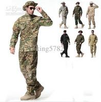 bdu coat - PAINTBALL suit Combat BDU Uniform military uniform bdu hunting suit Wargame COAT PANTS