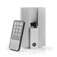 fingerprint door access - Sebury Metal Biometric Fingerprint Standalone Door Access Control Reader Silver F1225D