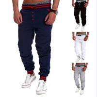 Wholesale Camouflage Pant Wide Leg - Spring Autumn Brand mens sweat pants Men cotton camouflage trousers Casual Men pants  men's Joggers pants