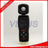 Wholesale low price digital lux meter with range lux