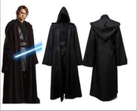 adult customes - Star Wars adult costumes Obi wan custom made Halloween cosplay customes for adults with cosplay complete costumes